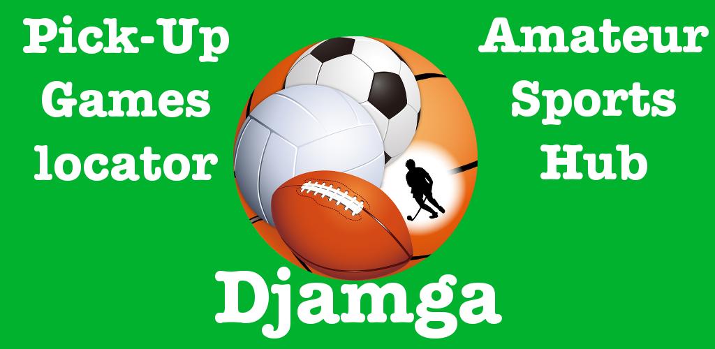 Djamga - ShowUpAndPlaySports