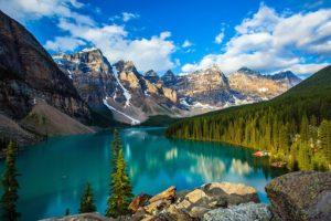 Moraine Lake - Banff
