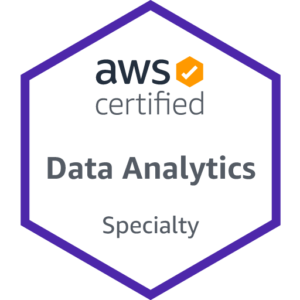 data analytics specialty