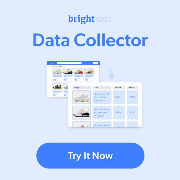 Bright Data: Collector